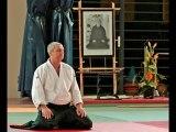 Stage d'Aïkido Traditionnel à EMERAINVILLE (77) avec Alain PEYRACHE Shihan