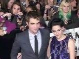 Robert Pattinson und Kristen Stewart auf Twilight-Tour