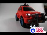 www.toyloco.co.uk Battery Operated Bump & Go Business Jeep 5533