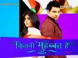 Kitani Mohabbat Hai 2 - Episode 117 Part 1 - video dailymotion