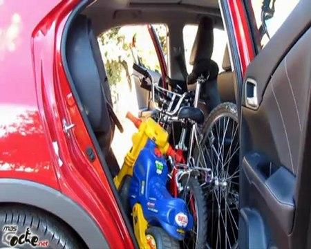 Honda Civic: Modularidad y capacidad de carga