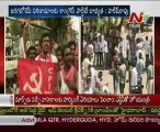 Telangana march in Hyderabad today, tension at Osmania University