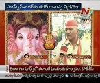 Ganesh Nimajjan 2012 - Immersion procession begins Live from Mojam Jahi Market