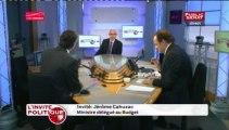 Jérôme Cahuzac : « La stratégie de Jean-Luc Mélenchon est de tuer le Parti Socialiste. »