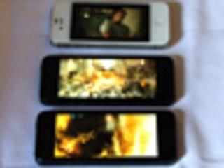 iPhone 5 4G UK EE Speed Test