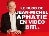 """""""Hollande - Ayrault : pourquoi dégringolent-ils dans les sondages ?"""" : le blog vidéo de Jean-Michel Aphatie"""
