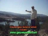 Kayaboğazı Sulama Göleti Taraklı Geyve