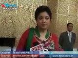 Netu Chandra and Tanushree Dutta celebrates Rose Day with Cancer Patients