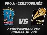 Avant-Match - J01 - Déplacement à Paris