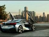 Photos BMW i8 - Mondial de l'automobile 2012 - Salon auto paris Vision Efficient Dynamics born electric