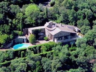 Villa à vendre Sainte Maxime 83120 - vue mer Golfe de Saint-Tropez - proche plage - 9 pièces