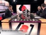 "Florian Philippot accuse Bernard Guetta d'être un ""grand prêtre de l'européisme"""