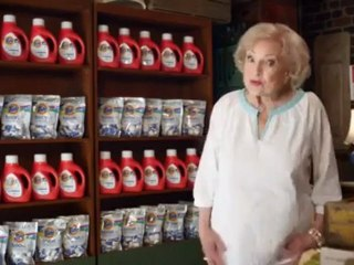 Tide Vivid: Betty Cans Fruit