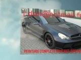 prix peinture auto complete, prix peinture auto complete, carrosserie noir mat, covering noir mat, mini noir mat, jante noir mat, jantes noir mat