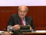 Mas-Colell ensalza la ubicación de Cataluña para la economía