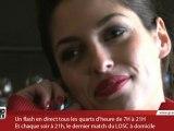Jennifer Ayache / Superbus Interview Exclu (Lille 3000)