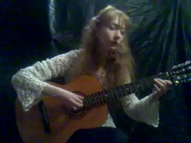 shoro ~ murka classic guitar by alisa gladyseva alias guitar music by d.semenzato