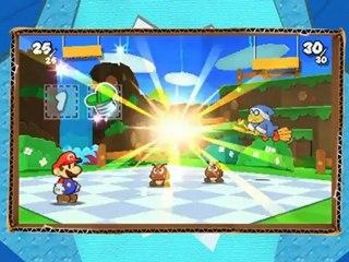 Paper Mario : Sticker Stars - trailer 10/12 de Paper Mario : Sticker Stars