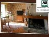 A vendre - maison - LE PLESSIS GRAMMOIRE (49124) - 6 pièces