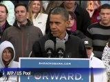 Obama accuse Romney d'avoir menti pendant le débat