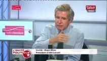 Alain Minc : « Je crains que le gouvernement aille dans le mur en klaxonnant. »