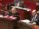 Marion Maréchal  Le Pen défend la souveraineté de la France