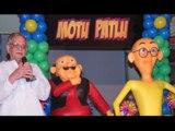 'Motu Patlu' Nickelodeon's New Show Launch   Gulzar, Ketan Mehta