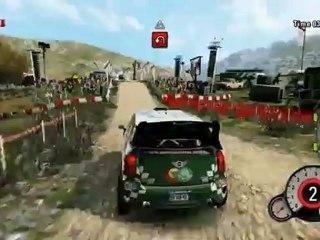 Final Gameplay Video : Mexico Track de WRC 3