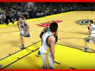 Trailer de lancement de NBA 2K13
