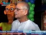 Lyricist Gulzar interview at Nickelodeon Motu Patlu tv show launch