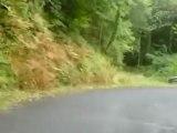 D618 petite balade sur une route de montagne