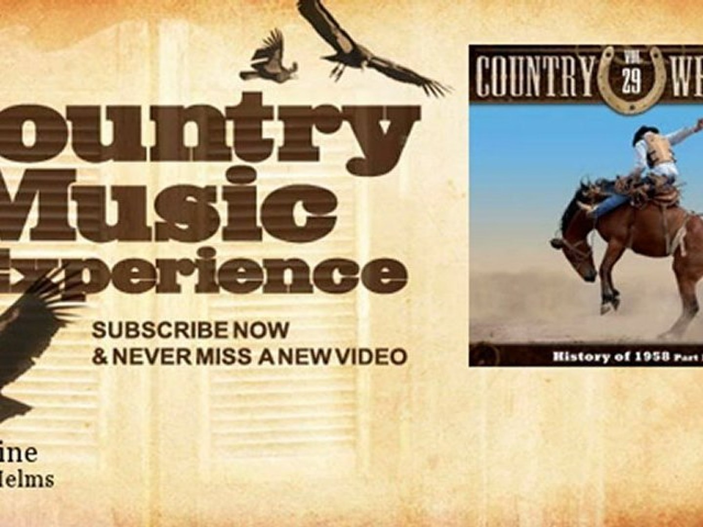 Bobby Helms - Jaqueline - Country Music Experience