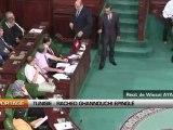Tunisie: Rached Ghannouchi épinglé