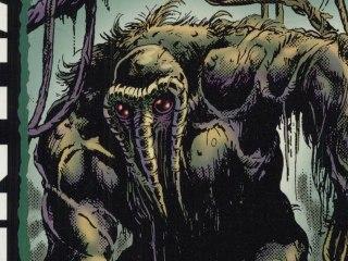 CGR Comics - ESSENTIAL MAN-THING VOL. 2 comic review