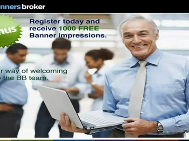Banners Broker!  Banners Broker Review.  Banners Broker Not A Scam.