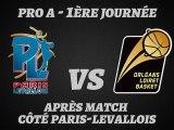 Réactions des joueurs du PL - J01 - Déplacement à Paris