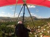 Apprendre le deltaplane à Millau - Hang gliding in France [Creative Motion]