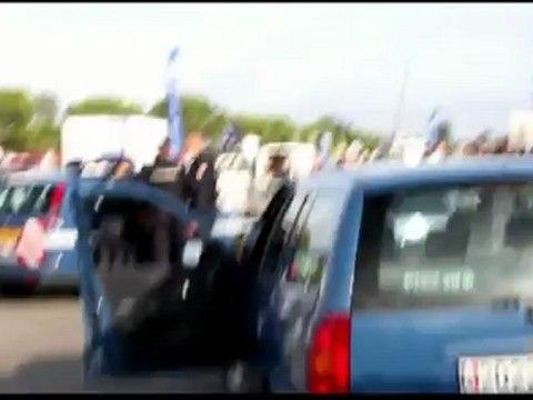 Gendarmerie nationale à Toulouse