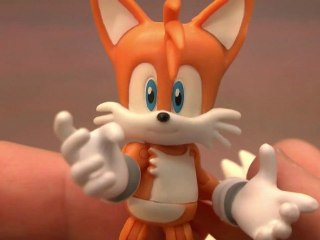 CGR Toys - TAILS Sonic the Hedgehog figure review