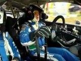 Grosse sortie de route de Petter Solberg au Rallye de France