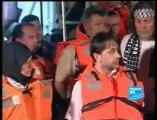Assaut meurtrier de Tsahal contre la flottille d'aide partie pour Gaza