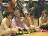 120929 Super Junior - Indian Dance (Shinhwa Broadcast) CUT