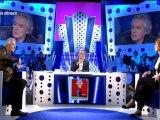Pierre Arditi et Evelyne Buyle vs Caron & Polony [T V] Ruquier