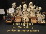 Clean Eastwood and Dirty Harry