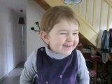 bon anniversaire marraine julie (rapha 2ans et 3 mois)