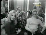 Françoise Dorleac et Catherine Deneuve (1967) -interview-