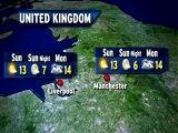 UK Weather Outlook - 10/07/2012