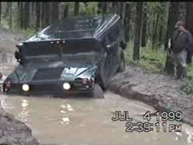Offroad Hummer & Bronco