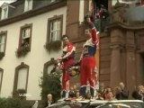 La rétro du rallye d'Alsace 2012