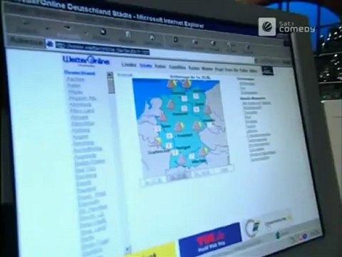 Die Harald Schmidt Show vom 01.06.2001